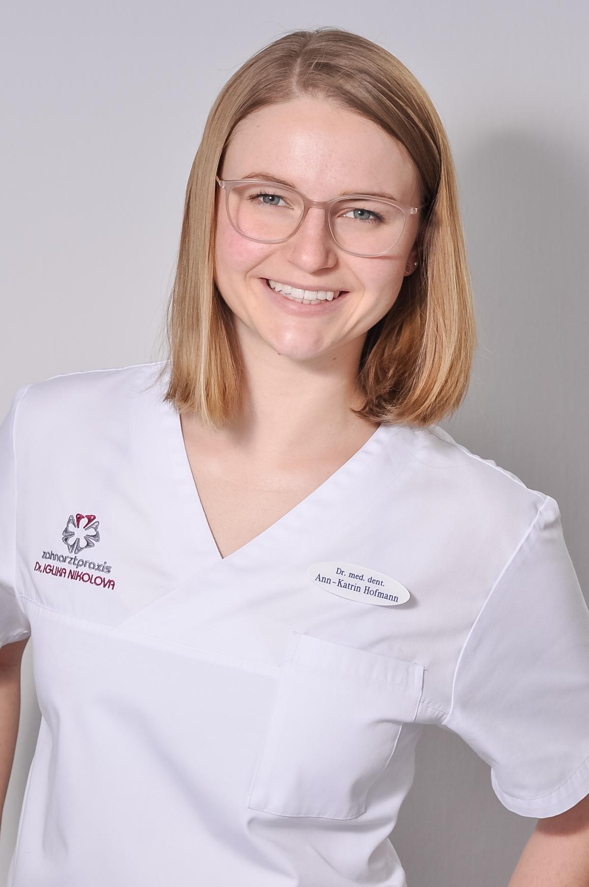 Dr. Ann-Katrin Hofmann